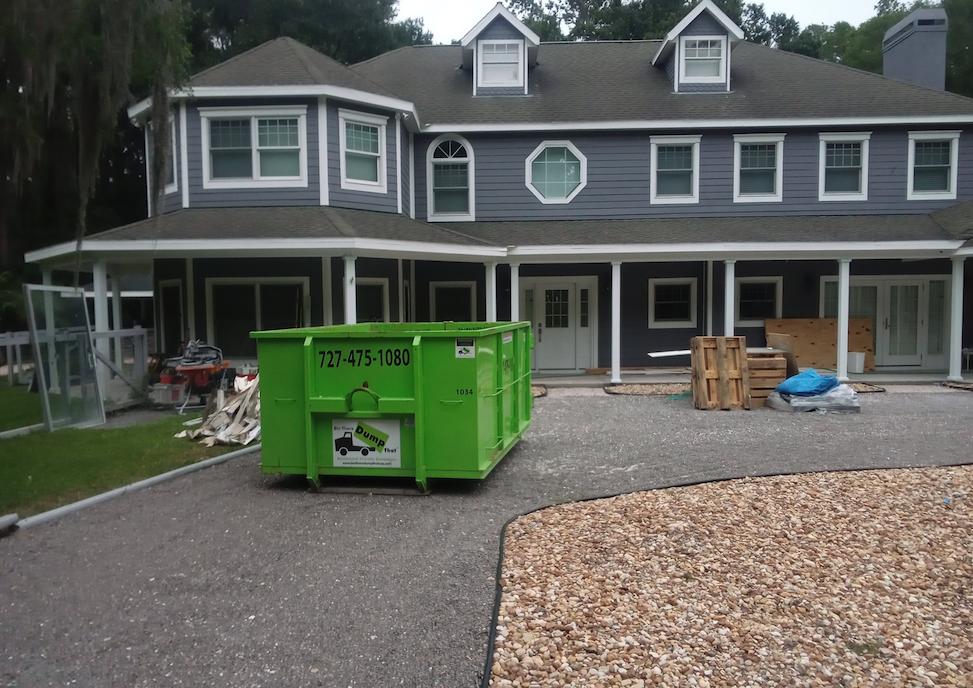 rent a dumpster Apollo Beach Florida