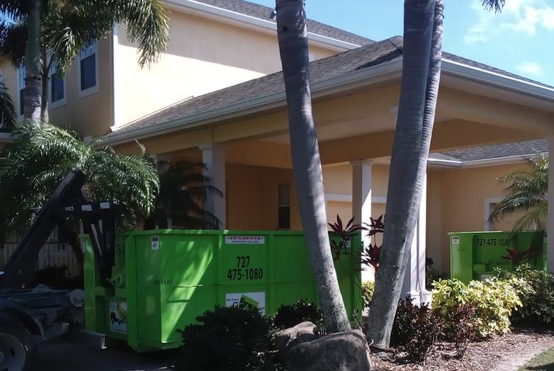 rent a dumpster Balm, Florida