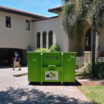 dumpster rentals in Crystal Springs, Florida