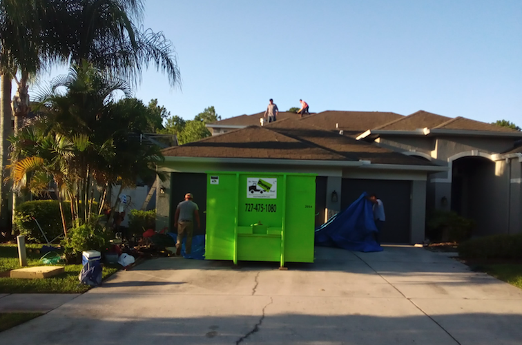 Lakeland dumpster rental