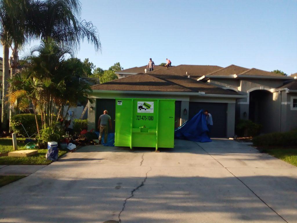 San Antonio dumpster rental