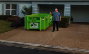 Port Richey dumpster rental