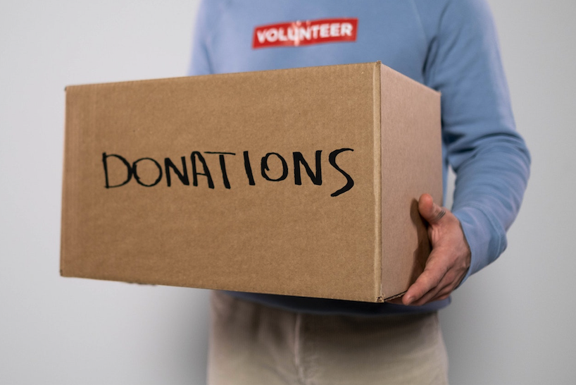 Donating during covid-19